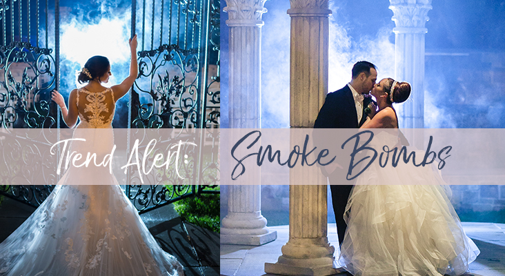 Trend of the Month: Smoke Bombs