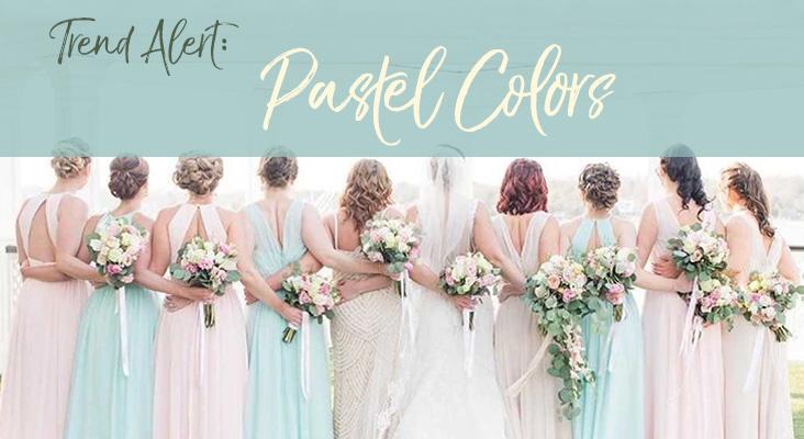 Trend Alert: Pastel Colors