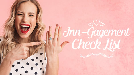 Inn-gagement Check List