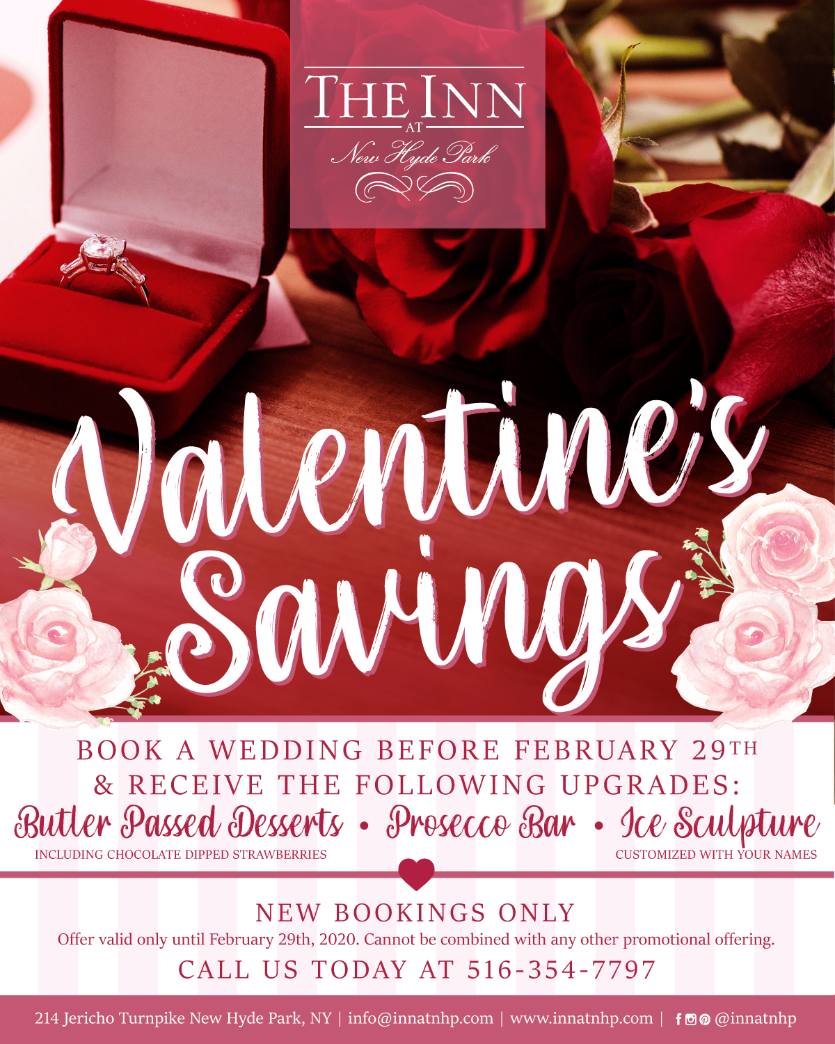 Valentine's Savings