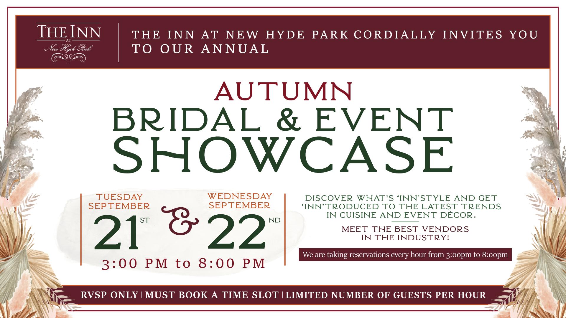 Autumn Bridal & Event Showcase